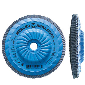 "4.5"" Trimmable Zirconia Flap Disc"