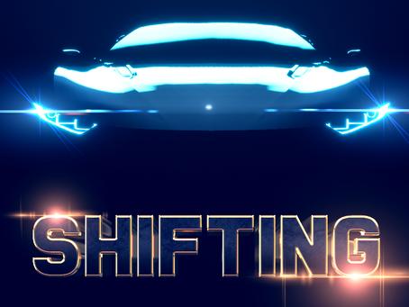 Shifting Begins :)