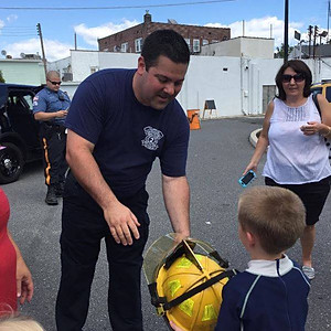 2016 Downtown Touch-A-Truck