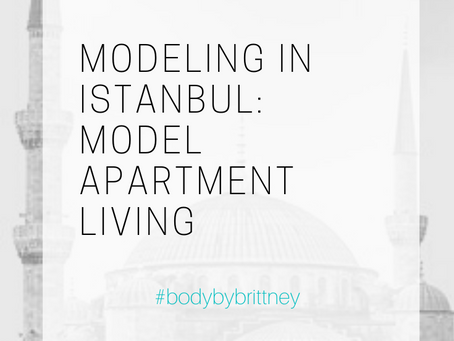 MODELING IN ISTANBUL: MODEL APARTMENT LIVING