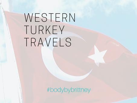 WESTERN TURKEY TRAVELS