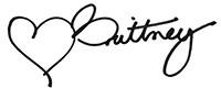 Brittney's signature