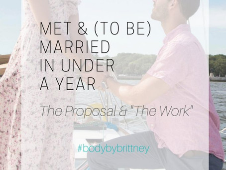 THE STORY OF MY PROPOSAL