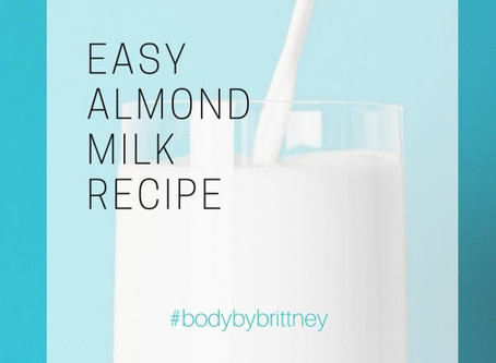 EASY ALMOND MILK + ENZYMES & INHIBITORS