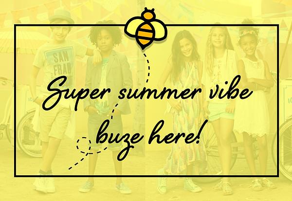 Summer Time, Post Card Design