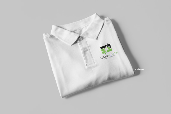 Lightworth Logo Design