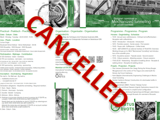 General Assembly and Seminar on 24th March cancelled