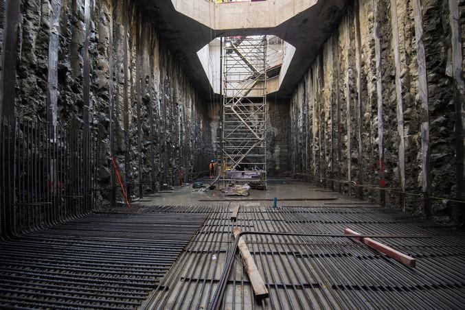 Site visit - Tunnel project Ukkelbeek to Ukkel