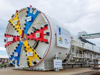 werfbezoek tunnelproject Rotterdamse Baan (Den Haag) - ACTIVITY REPORT