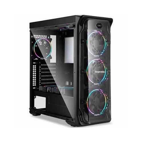 Segotep Lux II Black Case