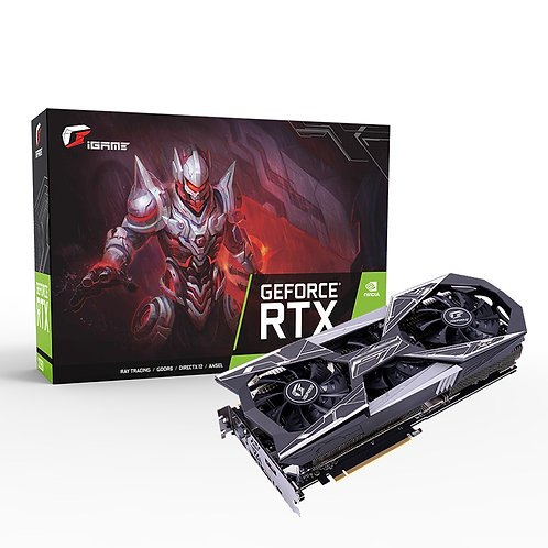 Colorful GeForce RTX 2080 Vulcan X OC