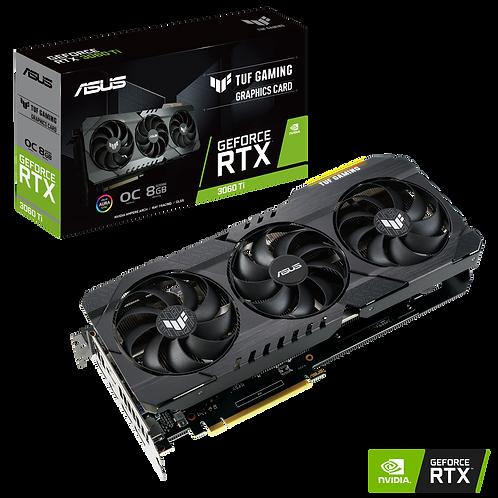 ASUS TUF Gaming GeForce RTX™ 3060 Ti OC Edition 8GB GDDR6