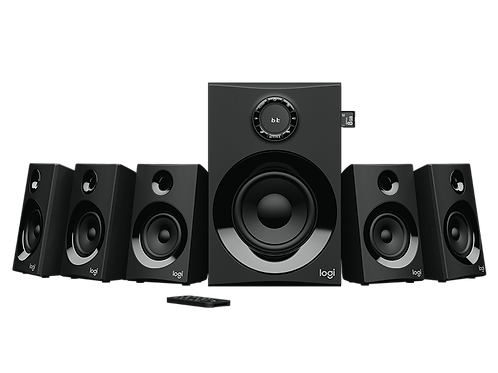 Logitech Z607 5.1 Surround Speaker system