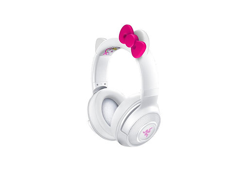 Razer Chroma HelloKitty I SANRIO Pink Bluetooth Wireless Headset