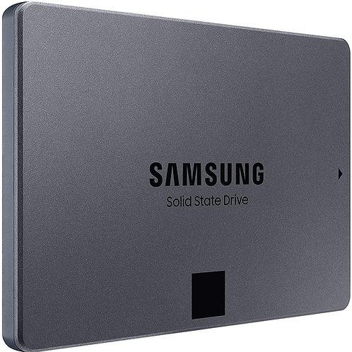 """SAMSUNG 870 QVO SATA III 2.5"""" SSD 2TB"""