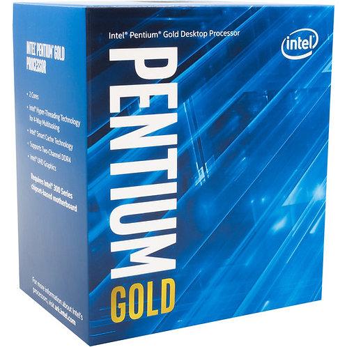 Intel® Pentium G5400 Gold