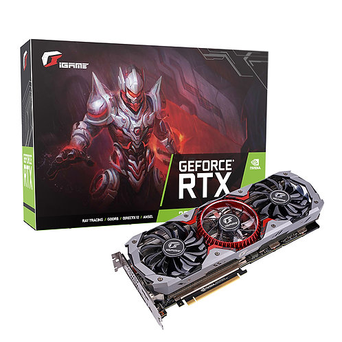 Colorful iGame RTX 2080 Advanced OC