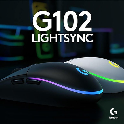 Logitech G102 LightSync Gaming Mouse