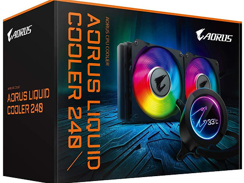 Gigabyte Aorus 240mm RGB Cooler