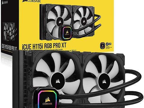 Corsair H115i RGB Pro XT 280mm AIO Cooler