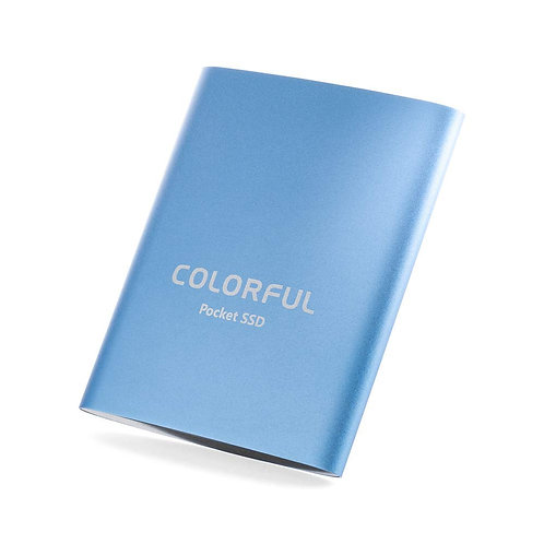 Colorful P100 500GB External SSD