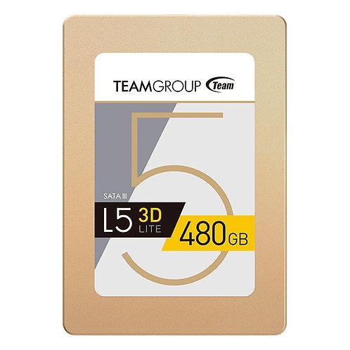 Team L5 LITE 3D 480gb SSD