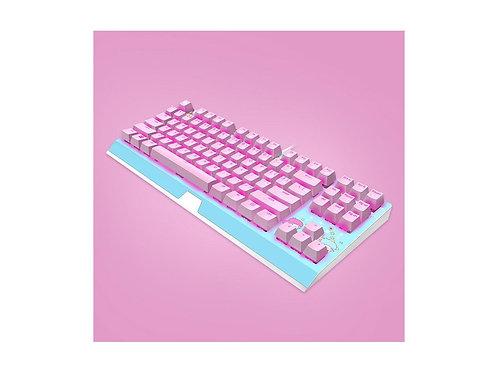 Razer HelloKitty I SANRIO Pink Wired 87 Keys Keyboard