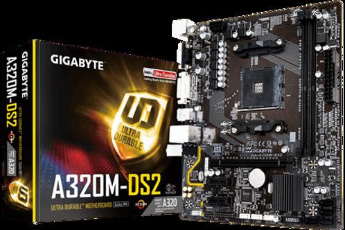Gigabyte GA-A320M-DS2 (rev. 1.0)