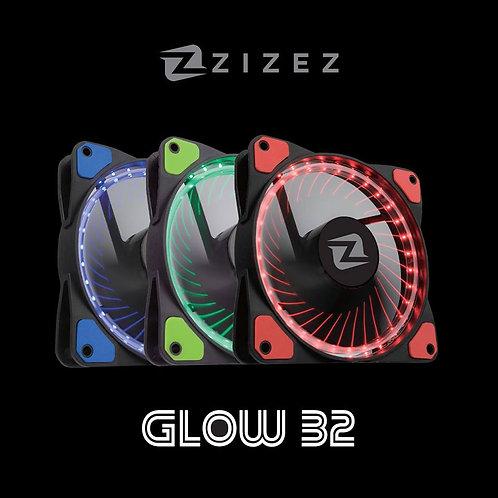 Zizez Glow 32 LED single color fan