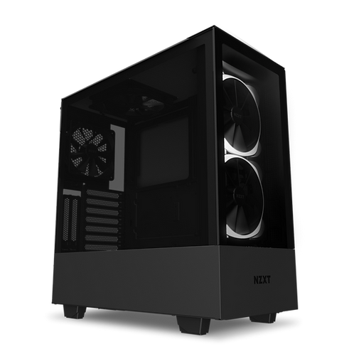 NZXT H510 Elite Premium Mid Tower ATX Case Matte Black Case