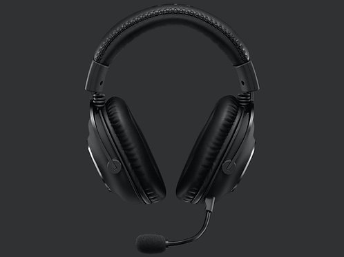 Logitech G Pro X Gaming Headset with Pro Microphone