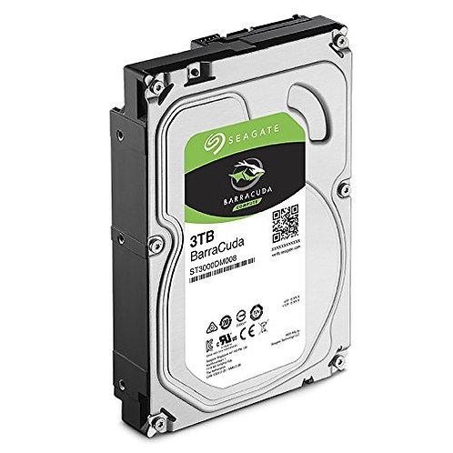 Seagate BarraCuda 3TB internal HDD