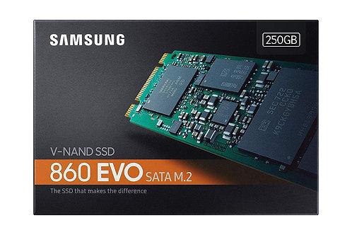 Samsung 860 EVO m.2 SATA 250GB SSD