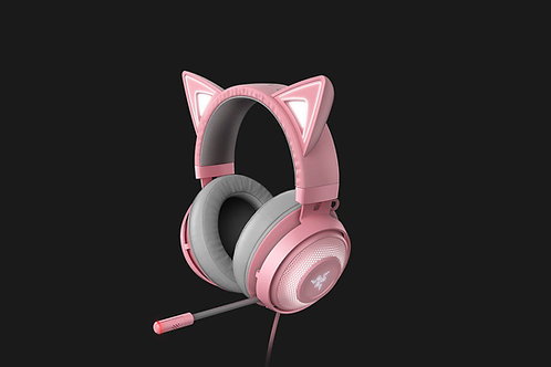 Razer Kraken Kitty Edition RGB headset ( Black/Pink )