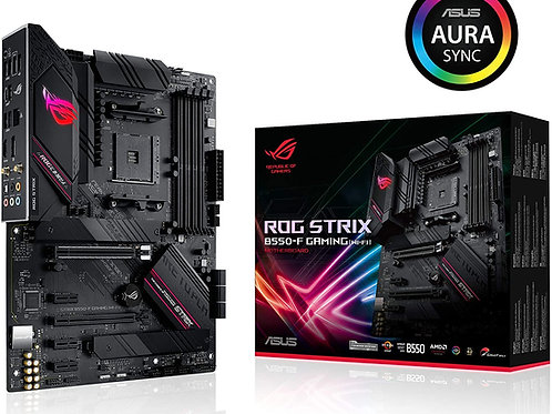 ASUS ROG STRIX B550 F GAMING (WIFI)