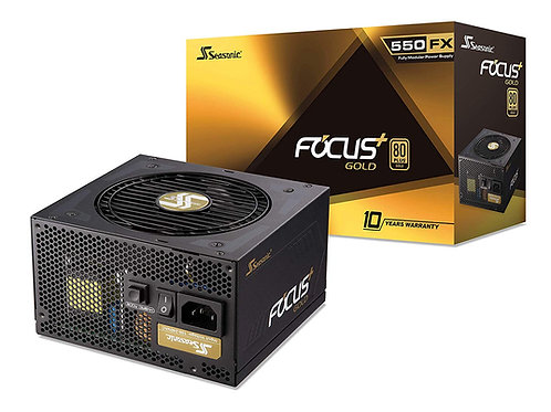 Seasonic FocusPlus 550w Gold