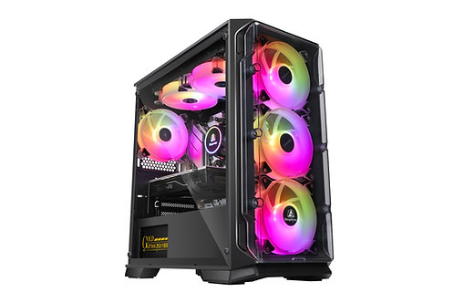 Segotep LUX S Black Gaming Case ( Acrylic )
