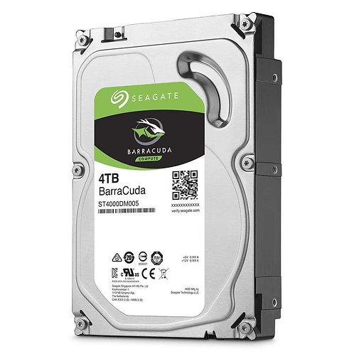 Seagate 4TB Internal HDD