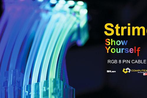Lian Li Strimer 8-pin PCIe RGB extension cable