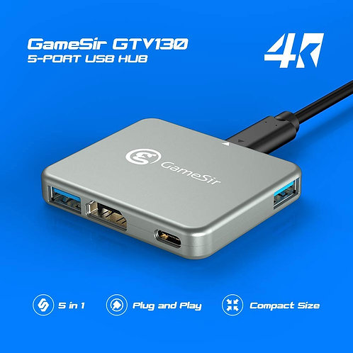 GameSir GTV130 Portable Charging TV Dock 4K HDMI