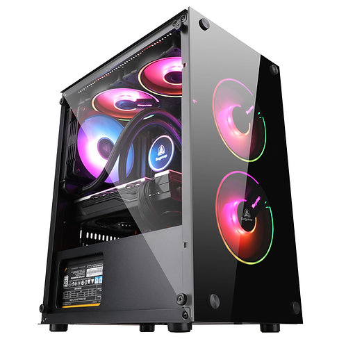 Segotep Prime H Gaming Tempered Glass Case
