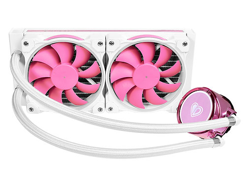 ID Cooling Pink Flow 240mm AIO