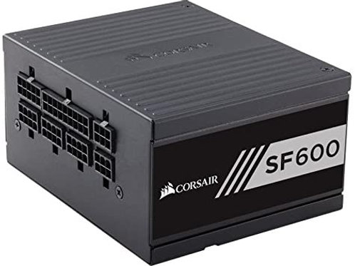 Corsair SF600 80+ Gold 600W Fully modular SFX powersupply