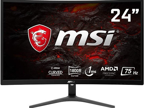 MSI Optix G241VC 24inch Full HD Curved Monitor