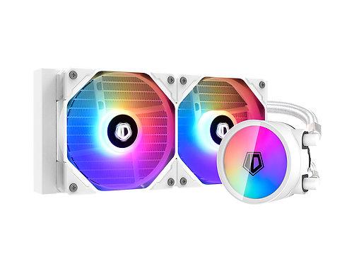 IDCooling Zoomflow 240 XT White