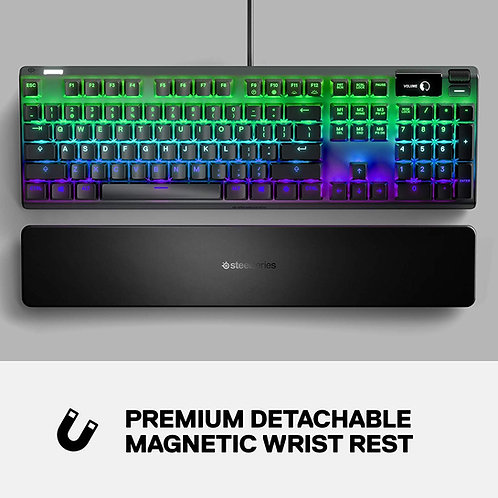 SteelSeries Apex 7 Mechanical Oled Keyboard