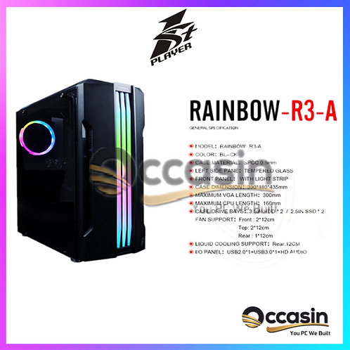 1st Player R3-A Gaming Case