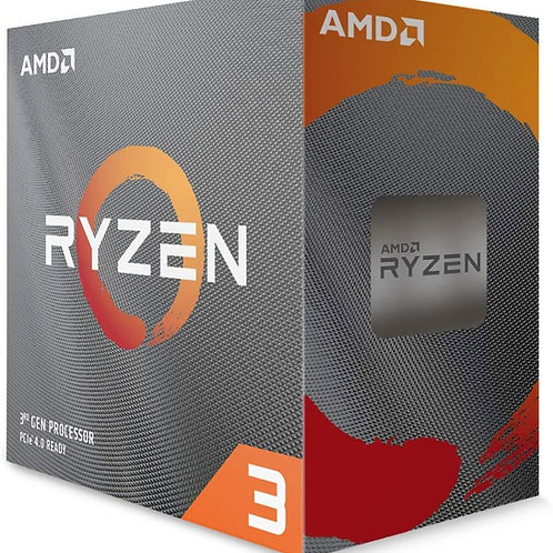 AMD Ryzen 3 3300x 4 Cores 8 Threads Processor