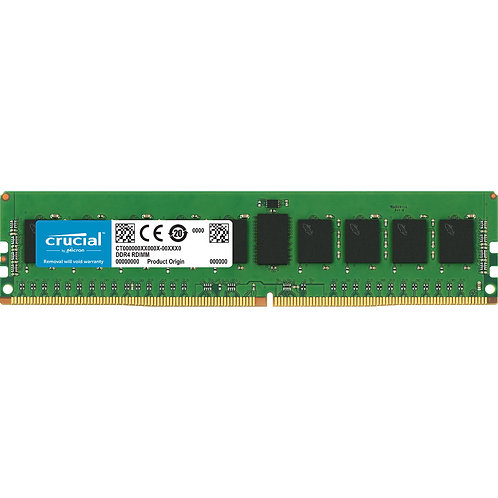 Crucial 8GB DDR4 @ 2400 mhz