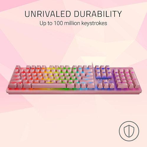 Razer Hunstman Quartz Opto-mechanical Gaming Keyboard